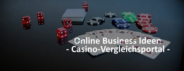 Online Business Ideen – Casino