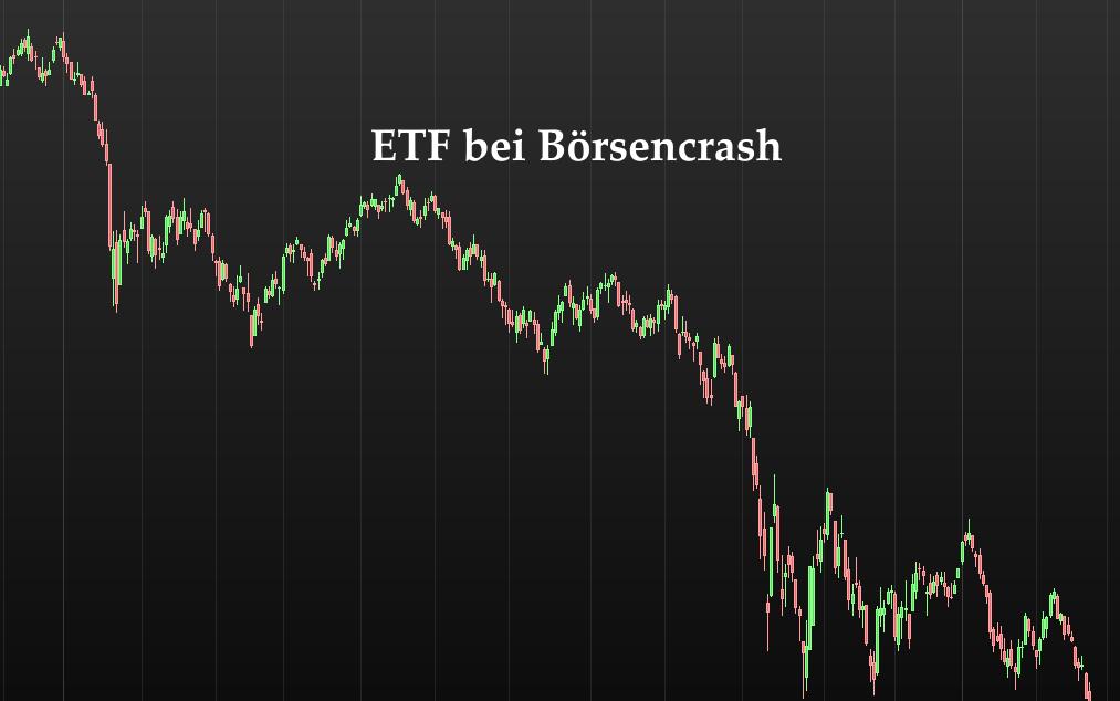 ETF bei Börsencrash – Was du beachten solltest, um nicht die Nerven zu verlieren